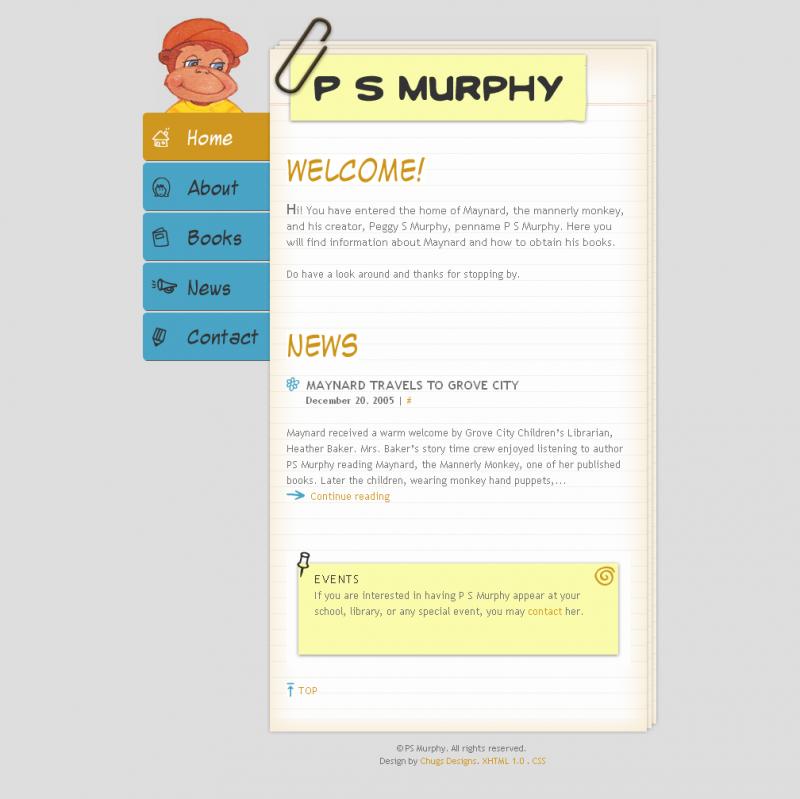 P S Murphy